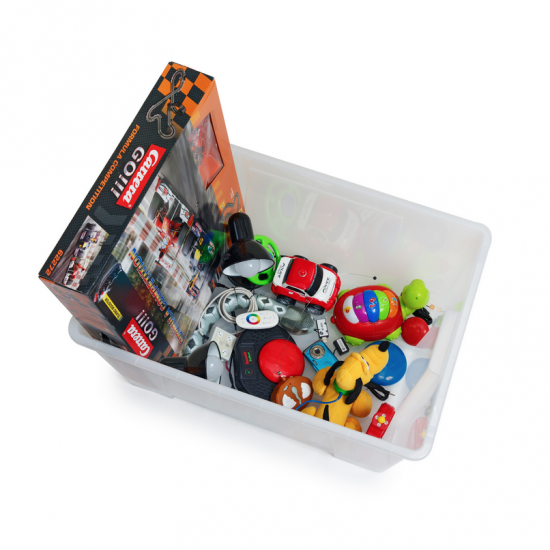 Switch Adapted Toy Kit