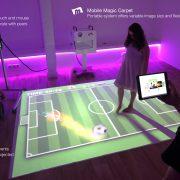 Mobile Magic Carpet