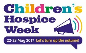 Children's Hospice Week 2017