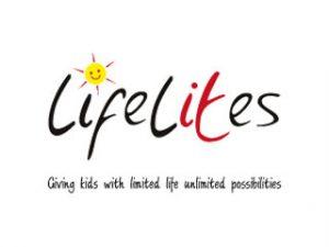 Lifelites charity logo